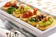 meal ideas with bruschetta