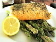 Flounder Rolls with Lemon Carrot Filling