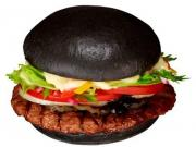 Burger King's black burger is here.