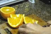 Tips to Cut an Orange