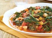 Wegmans Tuscan Garbanzo Beans & Kale