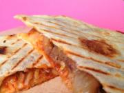 How to Make Kimchi & Bulgogi Quesadillas