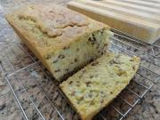 Orange Sunflower Quick Bread