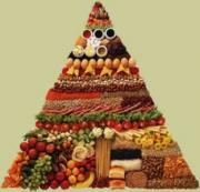 Food Pyramid For Athletes