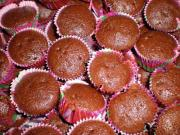 Surprise Chocolate Cupcakes