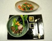Bulgogi Bibim-Bab & Kimchi Salad