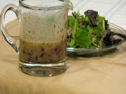 Savory Grape Salad Dressing