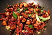 Stir Fried Chilli Beef