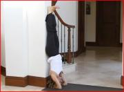 Headstand Yoga Pose (Sirsasana) for Beginners with Holly Mosier