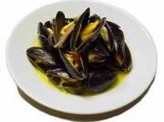 Cold Mussels With Lemon Dressing