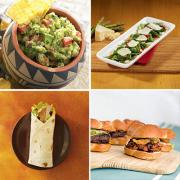 Snacks will be the big food option in 2013