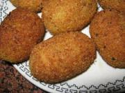 Fried Bheja Na Cutlets