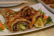 Beefy Tortilla Rolls