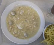Chicken Fricassee With Half And Half