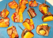 Yummy Bacon and Squash Appetizer