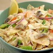 Herring Pasta Salad