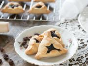 Paleo Hamantaschen Cookies for Purim (Grain-Free and Gluten-Free)