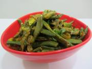 Bhindi Masala Fry