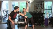 Lose Your Love Handles With Kettlebells