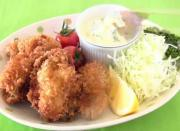 Japanese-style Panko Crusted Oyster Fritters with Tartar Sauce