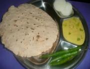 Maharashtrian Gram Flour Stew