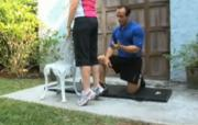 Pre-Beginner Exercises -Calves Standing Calf Raise
