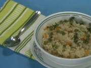 Broken Wheat Upma (Healthy Breakfast)