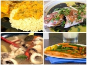 Fish based dishes