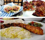 Iranian Street Food Delights
