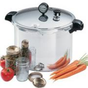 Pressure cooker canners are efficient if used the right way