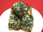 Lynn's Spinach Squares