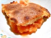 Mountain View Fruit Sales Peach Cobbler