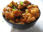 Kung Pao Chicken Cantonese Style