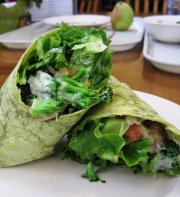 Spinach Roll