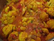 Cauliflower With Tomato