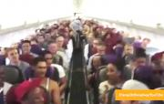 'The Lion King' Cast Serenades Plane Passengers