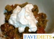 Low Carb Whipped Cream Topping