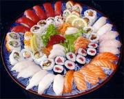 Japanese cuisine is valued for its abundance in varities.