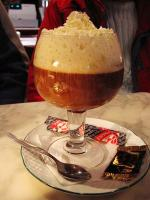 Irish Coffee Using Instant Coffee