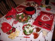 First valentines day dinner - Make it very special