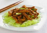 Stir fry beef dish which tastes delicious