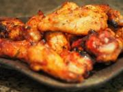 Sweet n Spicy Wing on the Pit Barrel Cooker