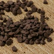 learn to make carob chips because they are healthier
