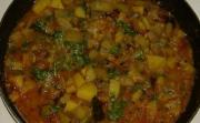 Water gourd curry