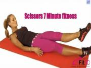 Scissors, 7 Minute Fitness
