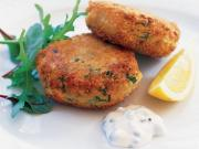 Curried Fish Cakes