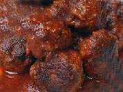 Meat Balls In Mushroom Sauce