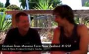 Graham from Organic Farm at Marama, New Zealand