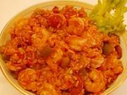 Jamaican Shrimp and Rice Salad