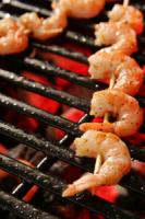 learn how to BBQ shrimp